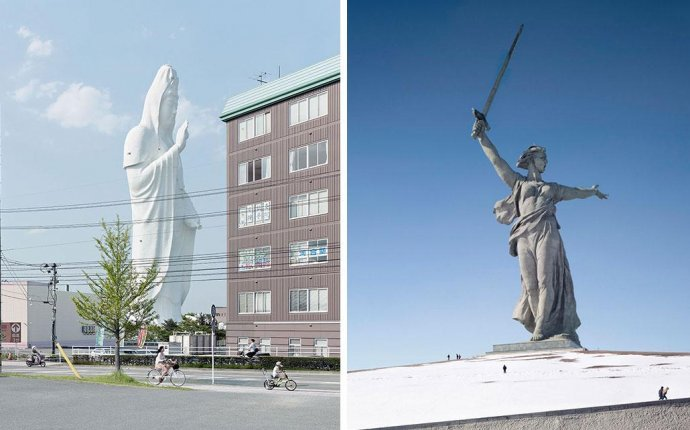 8 Giant Monuments From Around The World That No One Talks About