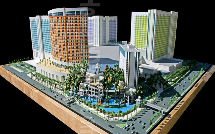 Building Architectural Models Best Photo Tropicana Architectural