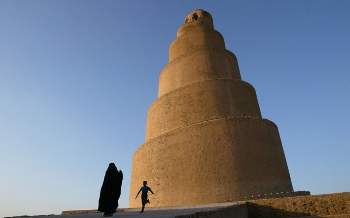 Precious monuments lost in Middle East