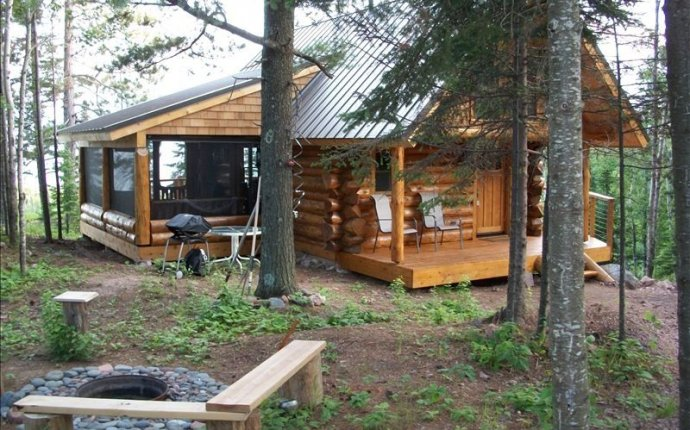 Tettegouche Log Cabin North Shore Lake Supe - VRBO