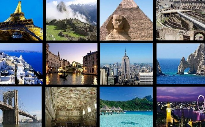 The Top 10 Places To Visit In The World