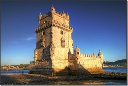 Belem Tower - Ten Most Famous Towers in the World