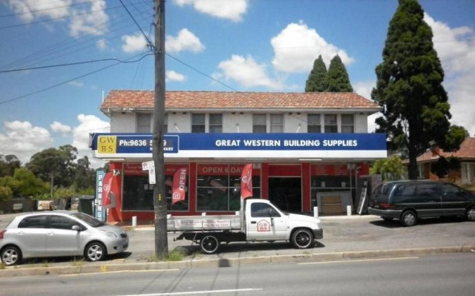 Great Western Building Supplies