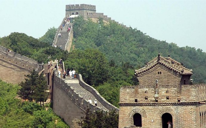 Time to build great Wall of China