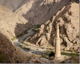 Minaret of Jam - Ten Most Famous Towers in the World