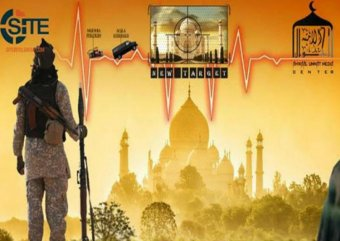 New ISIS poster shows Taj Mahal as their 'New Target'- India Tv