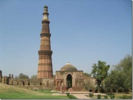 Qutb Minar - Ten Most Famous Towers in the World