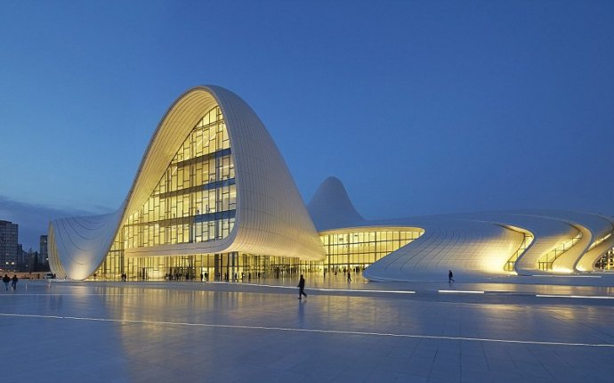 Top 10 architectural buildings in the world