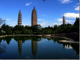 Three Pagodas - Ten Most Famous Towers in the World