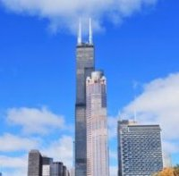 willis tower steel